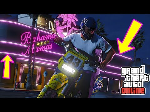 GTA 5 Online Nightclub DLC Neon Lights of The Bahama Mamas Club Will Light Up Again!