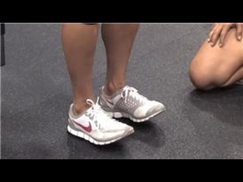 Building Your Body : How to Build Up Ankle Strength