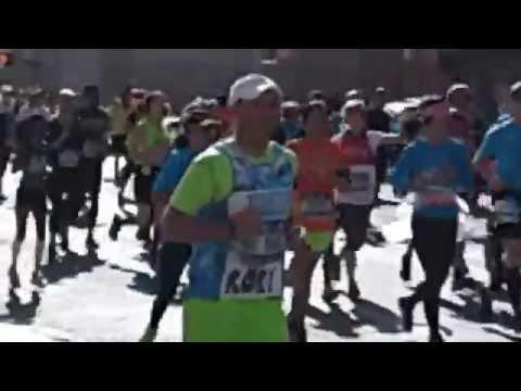 TCS New York Marathon Brooklyn 2016