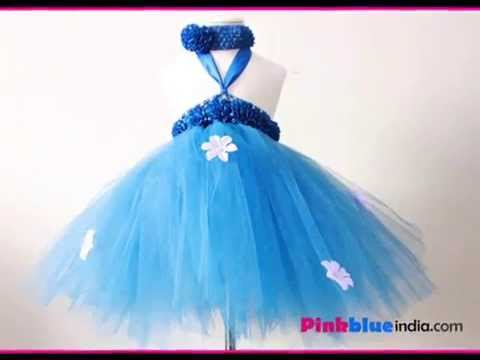Tutu Skirts and Dresses for Baby Girls