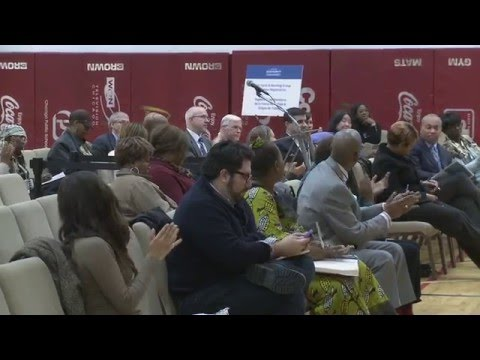 Chicago Police Accountability Task Force Community Forum #1