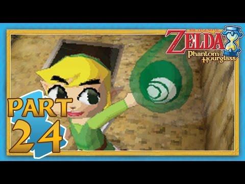 Zelda: Phantom Hourglass - Part 24 | Gems and Treasure!