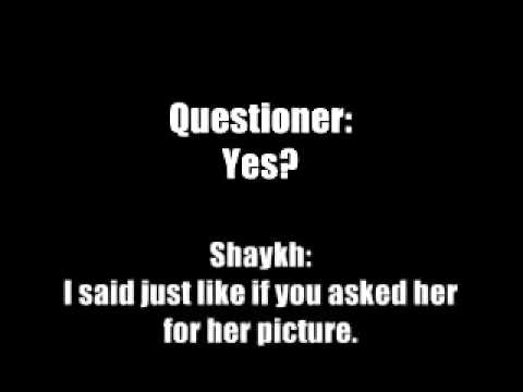 Is it permissible to talk to my fiancé over the phone?  :  Shaykh Albanee