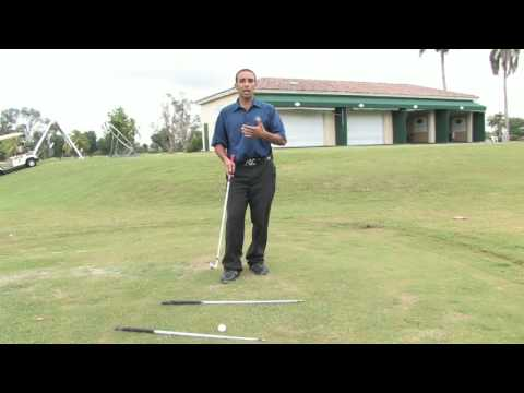 Golf Tips & Etiquette : How to Hit a Fade Shot in Golf