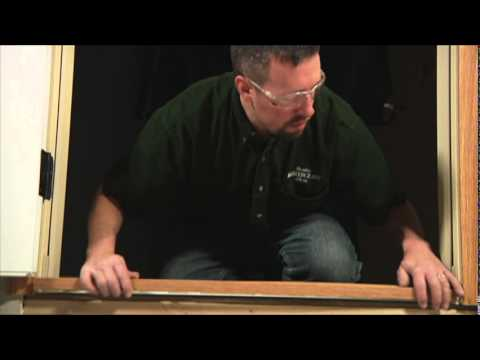 Sill heel Replacement – Mastercraft® Exterior Door