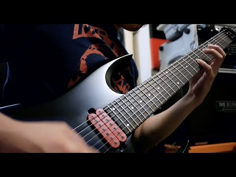 Trivium - Thrown Into The Fire (Guitar Cover) HD
