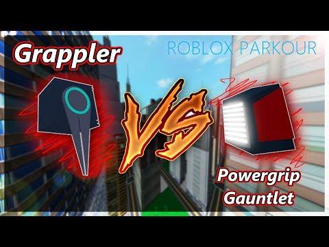 Xxx Mp4 Roblox PARKOUR Running With Powergrip Gauntlet Amp Grappler PGVSGP 3gp Sex