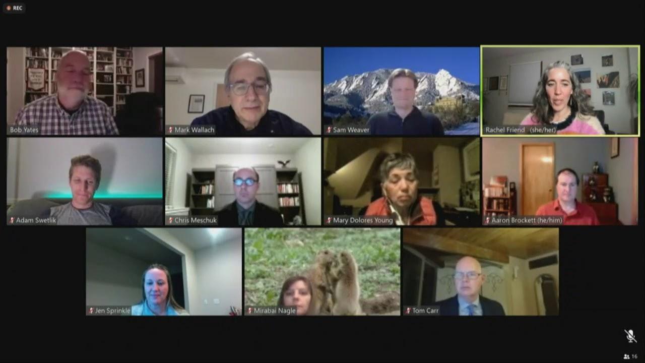 Boulder City Council Study Session 2-23-21