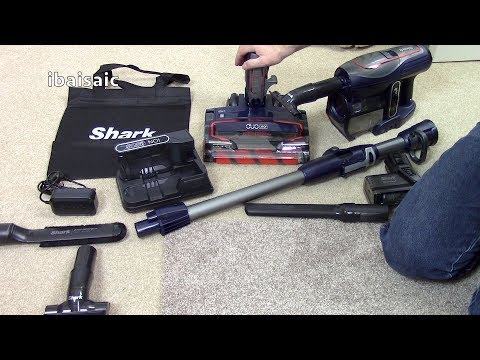 Shark DuoClean Cordless True Pet Vacuum Cleaner Unboxing & First Look