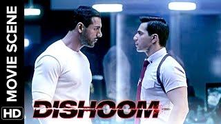 John Selects Varun For His Mission | Dishoom | Movie Scene