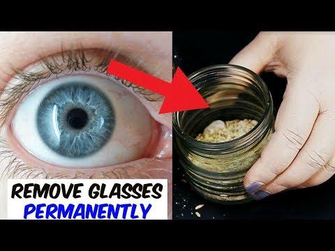 कमजोर नजर को ठीक करने का एक आसान घरेलू नुस्खा / Weak Eyesight Remedy