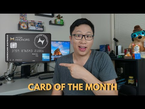 Card of the Month: Amex Hilton Surpass (100k Bonus)