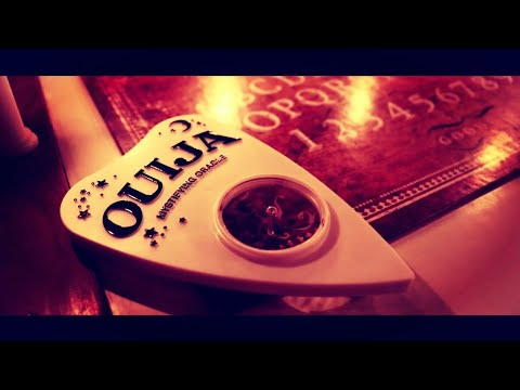 Ouija board trailer/Full video will release soon/Real Paranormal Game/Used for Calling Spirits
