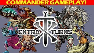 Extra Turns #02 w/ DJ, Kyle Hill and Ashlen Rose l Commander