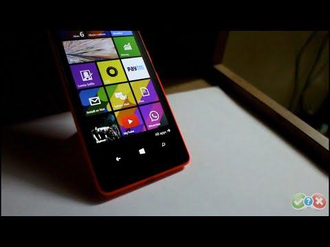 WhatsApp Calling on Windows Phone 8.1 (ft. Microsoft Lumia 540)