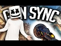 Multi-Game Gun Sync - Marshmello - Alone