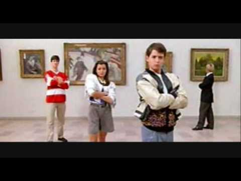 Ferris Bueller Art Museum Song - UNCUT & STEREO!