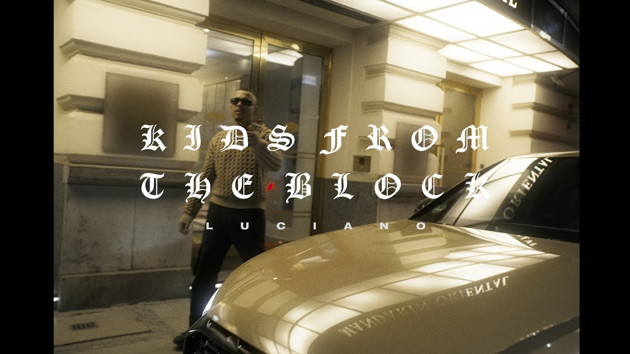 Download KIDS FROM THE BLOCK - Luciano MP3 Gratis
