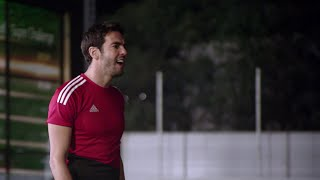 LG Nano Cell Super Challenge with Kaká