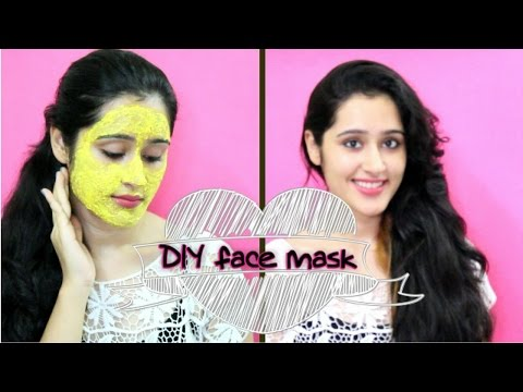 How To Get Fair Skin in 7 days|DIY Face Mask for all skin types|Natural Remedies|ThatGlamGirl