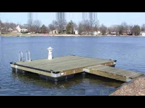 How to Build a Dock (on a lake)