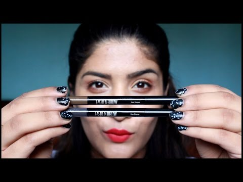 *NEW* Maybelline Fashion Brow Duo Shaper | Review & Demo