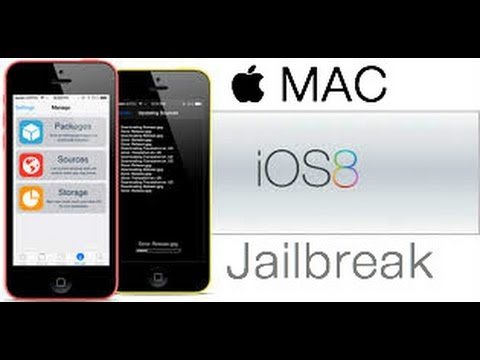 How to Jailbreak iOS 8.1.1 - 8.1.2 UNTETHERED (Mac/Windows)