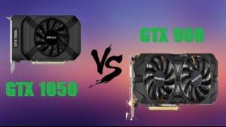 GTX 1050 VS GTX 960