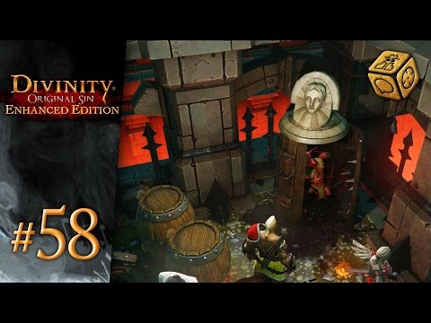 Talking iron maidens and lava castles - Let's Play Divinity: Original Sin - Enhanced Edition #58