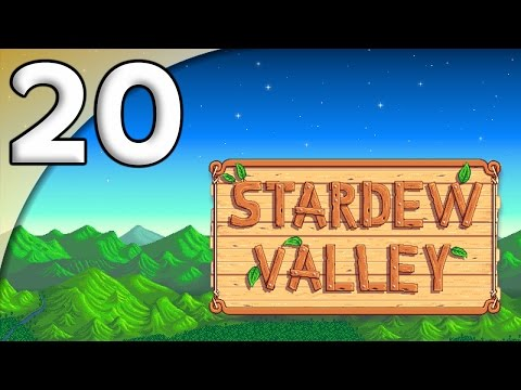 Stardew Valley - 20. Fruit Trees - Let's Play Stardew Valley Gameplay