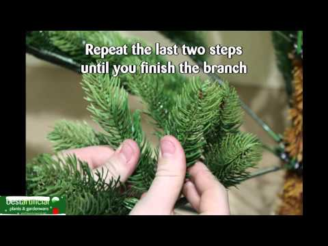 How to Assemble your Best Artificial Christmas Tree