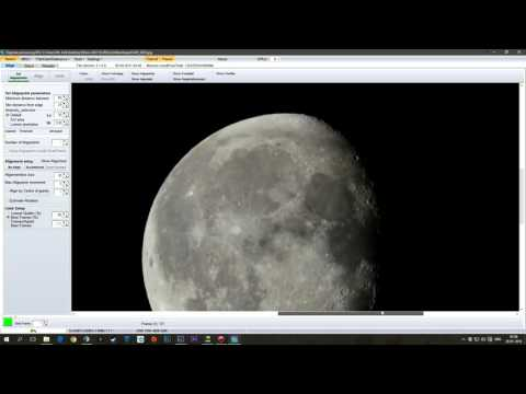 How to get sharp moon pictures with your dslr.