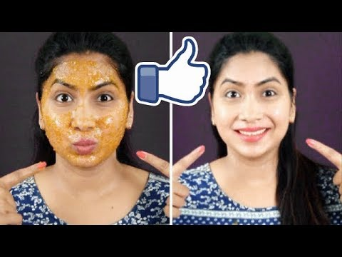 Skin Brightening With Orange Face Scrub and Face Pack | To get get clear glowing skin|RABIA SKINCARE