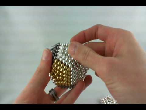 Nanodots - Build a Truncated Icosahedron