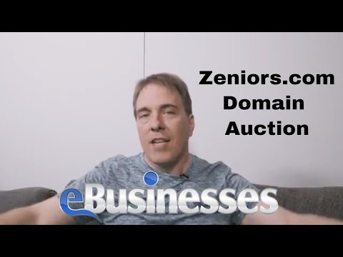 The domain name helped us choose our next project. - eBusinesses.com
