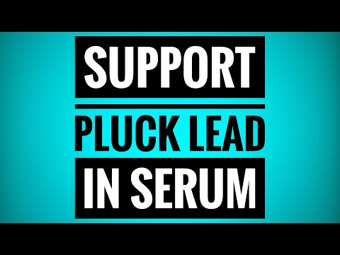 Support Pluck Lead | Trance Tutorials
