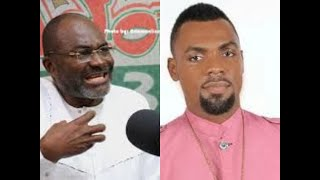 BREAK...Rev Obofour sends a very strong warning to kennedy agyapong??