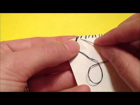 8 Overstitch Knot 3