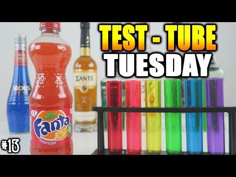 FANTA FRUIT TWIST - TEST TUBE TUESDAY