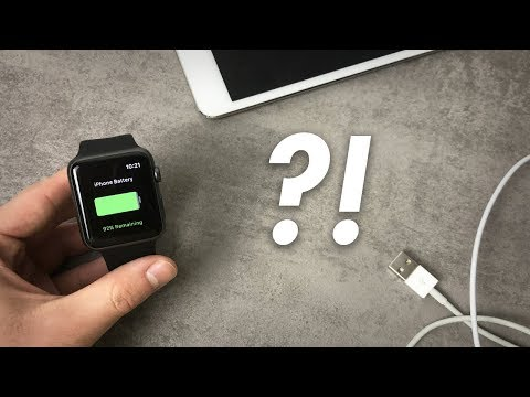 How to Check Apple Watch Battery