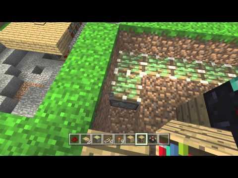 How to make a Hidden Bookshelf Enchanting Room   Minecraft