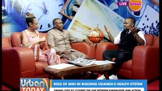 #UrbanToday: The Role of MSH in Building Uganda