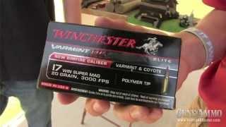 At The Range: Winchester .17 Hmr Vs .17 Wsm