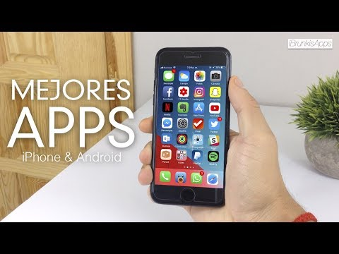 Mejores Apps Para iPhone - 2018