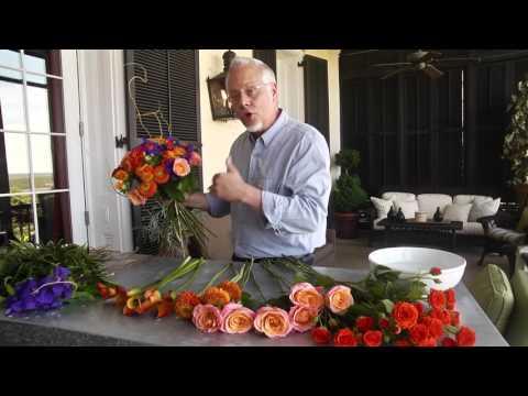 DIY Hand-Tied Bouquets