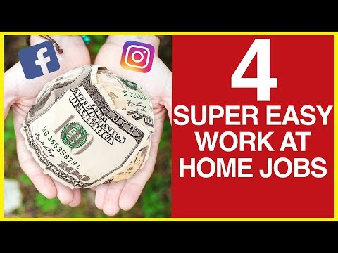 4 Easy Online Jobs 💸| Online Jobs at Home | Online Work from Home Jobs | Legitimate Online Jobs