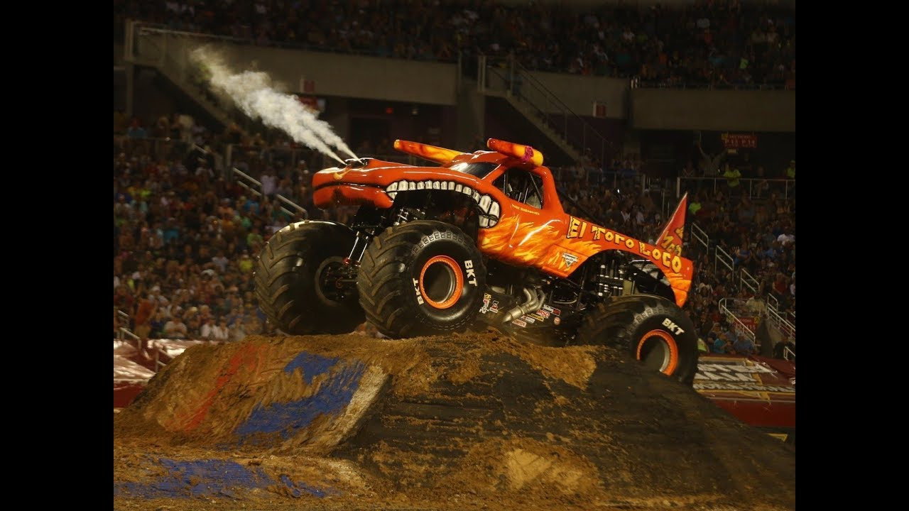 Monster Jam Iconic Moments Part 1
