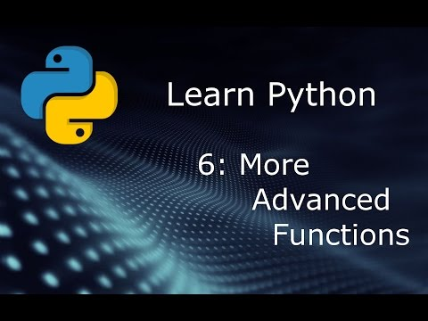 Learn Python (Beginner to Expert) - Part 6 - Functions with Conditionals