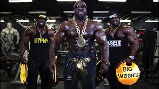 # 1 Bodybuilder Fortnite Player (Workout)