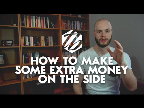 Side Hustle Ideas — How To Make Extra Money On The Side From Home | #313